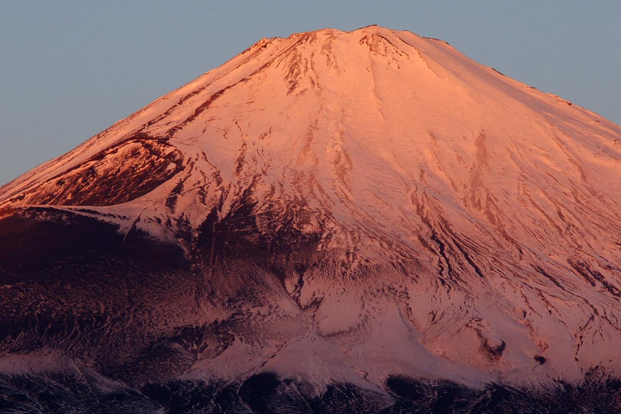 2011年初富士